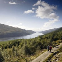 Walking and cultural tour Scotland
