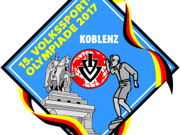 15th IVV- VOLKSSPORT- OLYMPIAD ´17